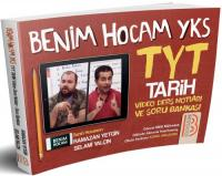 2019 YKS-TYT Tarih Video Ders Notları ve Soru Bankası