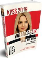 2019 KPSS Vatandaşlık Konu Anlatımı