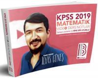 2019 KPSS Matematik Video Ders Notu