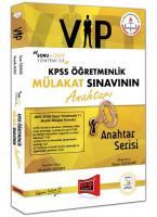 KPSS Öğretmenlik VIP Mülakat Sınavının Anahtarı