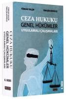 Ceza Hukuku Genel Hükümler Uygulamalı Çalışmaları (Ciltli)