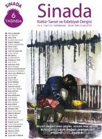Sinada Dergisi Yıl 6 Sayı: 21 Sonbahar 2018
