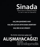 Sinada Kültür Sanat ve Edebiyat Dergisi Yıl 4 Sayı: 16 Yaz 2017