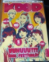 Kidstar K-pop & Drama Özel Kore Pop Dergisi Sayı:2019-03