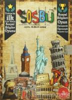 SOSBU 5. Sınıf Sosyal Bilimler Dersi Oyunu (Kutulu)
