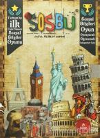 SOSBU 8. Sınıf Sosyal Bilimler Dersi Oyunu (Kutulu)