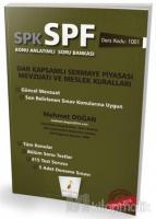 SPK - SPF Dar Kapsamlı Sermaye Piyasası Mevzuatı ve Meslek Kuralları Konu Anlatımlı Soru Bankası