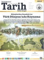 Tarih Kültür Dergisi Şubat sayısı
