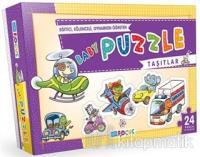 Taşıtlar - Baby Puzzle (BF046)
