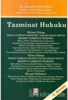 Tazminat Hukuku - 6098 Sayılı Türk Borçlar Kanunu'na Uyarlı (Ciltli)