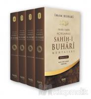Tecrid-i Sarih Açıklamalı Sahih-i Buhari Muhtasarı (4 Cilt Takım)