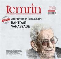 Temrin Aylık Edebiyat Dergisi: 99 - Ocak 2020