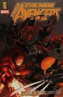 The New Avengers İntikamcılar Cilt: 4 - Kolektif