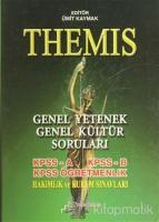 Themis Genel Yetenek - Genel Kültür Soruları (Ciltli)