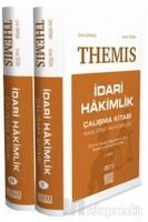 Themis İdari Hakimlik Çalışma Kitabı (2 Cilt Takım)