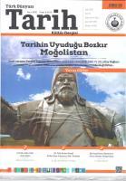 Türk Dünyası Tarih Kültür Dergisi Sayı:381 Eylül 2018