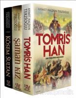 Türk Tarihi Kadınları Seti (3 Kitap Takım)