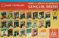 Türk ve Dünya Klasikleri Gençlik Dizisi Seti (22 Kitap)