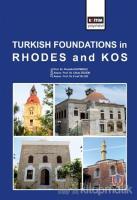 Turkish Foundations in Rhodes and Kos (Ciltli)