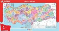 Türkiye Haritası (Büyük Boy) - Puzzle