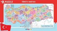 Türkiye Haritası (Küçük Boy) - Puzzle