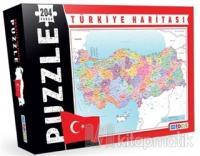 Türkiye Haritası - Puzzle (BF049)