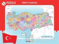 Türkiye Haritası - Puzzle (BF090)