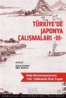 Türkiye'de Japonya Çalışmaları 3