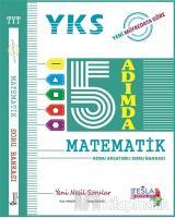 TYT 5 Adımda Matematik Konu Anlatımlı Soru Bankası