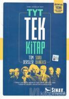TYT Tek Kitap Tüm Dersler Soru Bankası