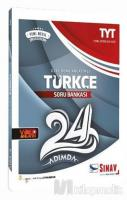 TYT Türkçe 24 Adımda Özel Konu Anlatımlı Soru Bankası