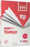 TYT Türkçe Akordiyon Kitap