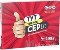 TYT Türkçe Cepte Kolay Taşınabilir Konu Anlatım Kitabı
