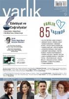 Varlık Aylık Edebiyat ve Kültür Dergisi Sayı: 1330 Temmuz 2018