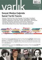 Varlık Aylık Edebiyat ve Kültür Dergisi Sayı: 1338 Mart 2019
