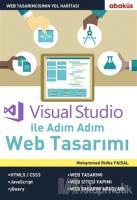 Visual Studio ile Adım Adım Web Tasarımı
