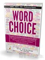 Word Choice TOEFL IELTS YDS Proficiency Exams