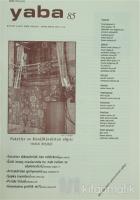 Yaba Edebiyat Dergisi Sayı: 85