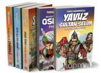 Yavuz Bahadıroğlu Genç Tarih Seti (5 Kitap Takım)