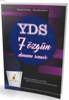 YDS 7 Özgün Deneme Tamamı Açıklamalı ve Çözümlü Deneme Sınavı