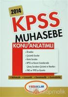 Yediiklim 2014 KPSS A Grubu Muhasebe Konu Anlatımlı