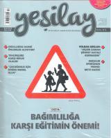 Yeşilay Aylık Sağlık, Yaşam Ve Kültür Dergisi Sayı:1016 Eylül 2018