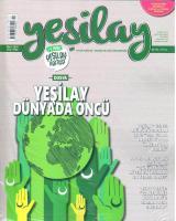 Yeşilay Dergisi  Sayı:1022 Mart 2019