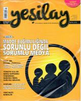 Yeşilay Dergisi Sayı: 1025 Haziran 2019