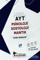 YKS AYT Psikoloji Sosyoloji Mantık Soru Bankası