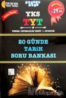 YKS-TYT 20 Günde Tarih Soru Bankası 2018