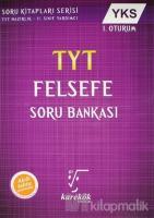 YKS TYT Felsefe Soru Bankası 1. Oturum