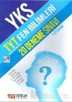 YKS TYT Fen Bilimleri 20 Deneme Sınavı (1. Oturum)