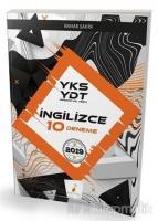 YKS-YDT İngilizce 10 Deneme Sınavı