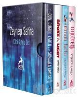Zeynep Sahra Seti (4 Kitap Takım Ciltli Kutulu)